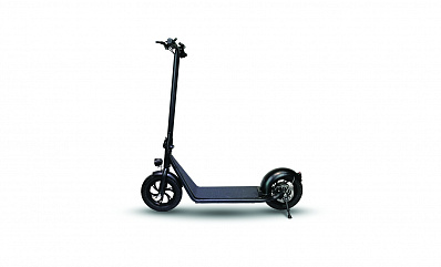 Kick Scooter Trident 120 (Черный)